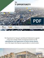2017-01 Euston Station Development Opportunity - Memorandum of Project Information