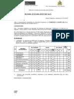 Rd. Matricula 2016-II