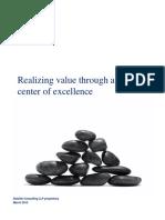 Realizing Value