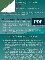 Case Solving