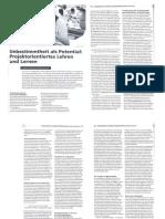 Hoffmann Schart 2008 - Projektorientiertes Leheren Und Lernen