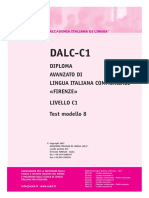 Ail Dalc-c1 Test Modello 8