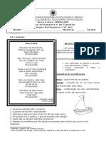 PORT 5 - Ficha Poesia Barca Bela.doc