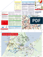 Amsterdam and Region Day Card Map 2015