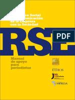 RSE 2 El Balance Social y La Comunicación de La Empresa Con La Sociedad
