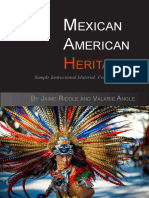 Mexican American History - Textbook