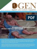 DIOGEN pro culture, magazine 2012 No 2