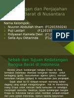 7. Kedatangan Dan Penjajahan Bangsa Barat Di Nusantara