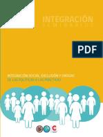 Libro Seminario Internacional IntegracionSocial