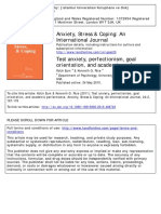 Anxiety Perf Academic Goals