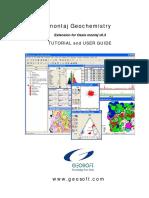 Montaj Geochemistry System
