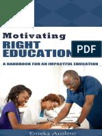 Motivating Right Education - Emeka Anslem.docx