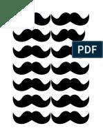 Ian Mustache