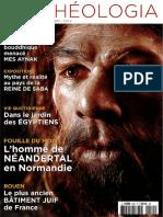 Revue Archéologia - Janvier 2017