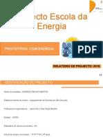 Projecto Escola Da Energia