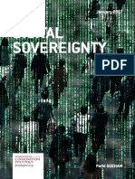 DIGITAL SOVEREIGNTY – STEPS TOWARDS A NEW SYSTEM OF INTERNET GOVERNANCE