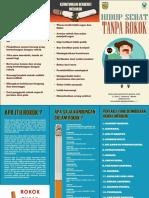Draft Leaflet Rokok