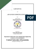 Finalised Ad Communication Lab Manual 1