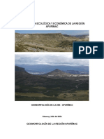 Geomorfología-Apurimac