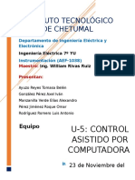 U-5 Control Asistido Por Computadora