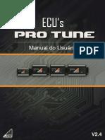 Pro Tune - Manual ECUs V2.4