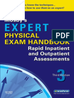 Physical Exam Handbook