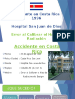 Accidentes en Radioterapia