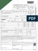 Miami-Dade arrest report
