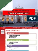 Procedimientos parlamentarios