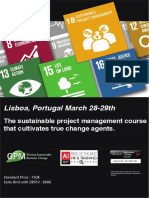 Green Project Management Training