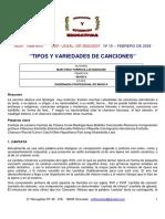 tipos de cancion.pdf