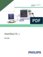 Manual de Servicio - HeartStart XL+.en.es