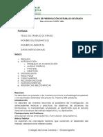 Anexo 3. Formato Presentación Trabajo de Grado