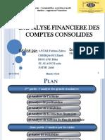 144453870 l Analyse Financiere Des Comptes Consolides Ppt