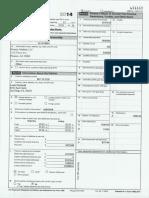 Week 5 Schedule K-1 (Form 1065)