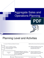 Aggregate Planning PPTs