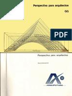 Georg Schaarwachter Perspectiva Para Arquitectos Af PDF