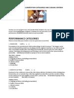 00. Categories and Judging Criteria 2012