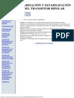 TEMA8 - POLARIZACIÓN Y ESTABILIZACIÓN DEL TRANSISTOR BIPOLAR.pdf