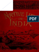 Native Life in India