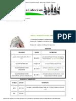 Salarios y Prestaciones Sociales - Minimo Legal - Ano 2016 - Colombia