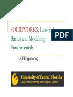 Ucf - Solidworks i