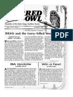 3rd Quarter 2006 Barred Owl Newsletters Baton Rouge Audubon Society