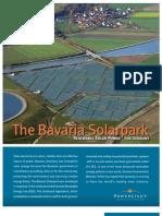 Bavaria Solarpark