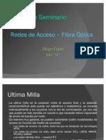 Seminario Fibra Optica
