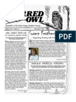 4th Quarter 2007 Barred Owl Newsletters Baton Rouge Audubon Society