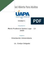 Historia y Origen de La UAPA