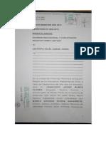 Escritura Mandato Judicial Sociedad