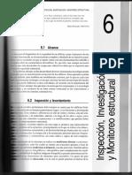 Ingeniería Estructural de Los Edificios Históricos_ Roberto Meli_ 6 Inspeción, Investigación y Monitoreo Estructural