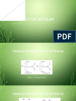 Transistor Bipolar de Potencia